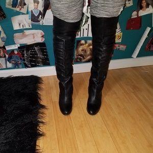 Aldo Shoes | Aldo Long Black Boots